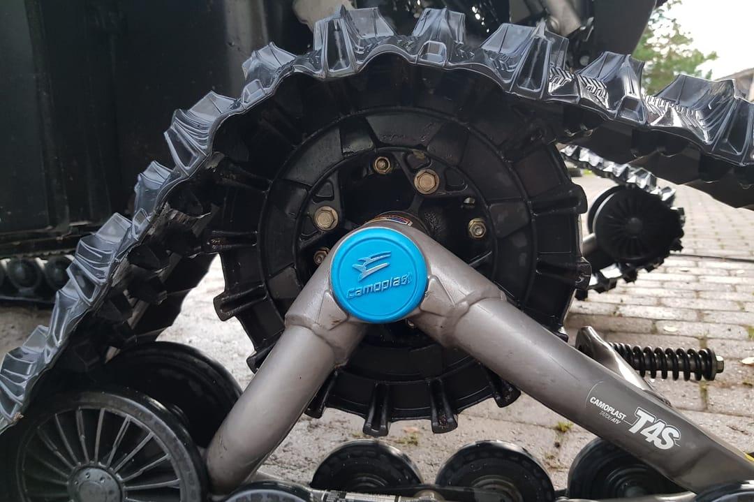 Tatou 4S ATV belt drive sprocket