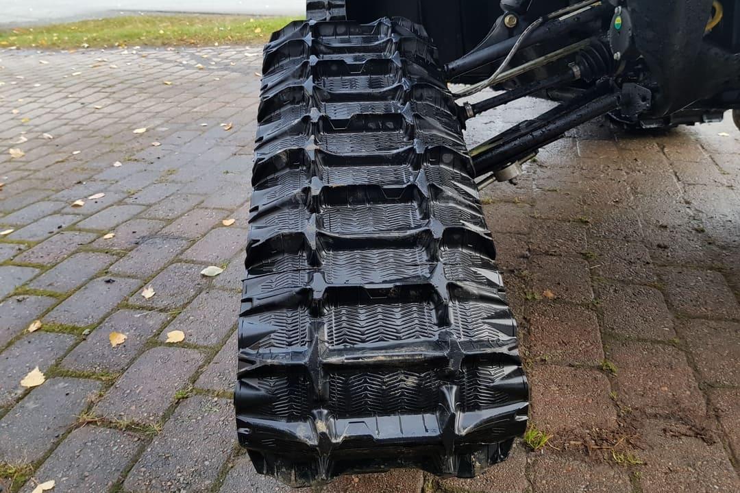 Tatou ATV rubber tracks