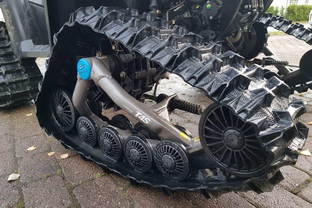 Tatou 4S ATV front belt