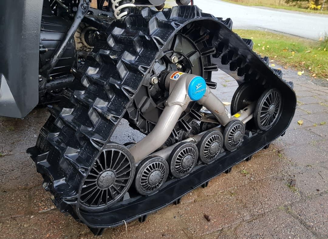 Tatou 4S Camso ATV rear belt