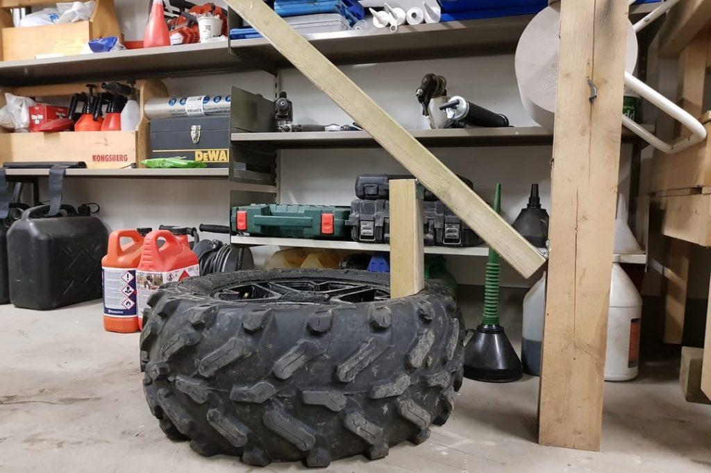 DIY bead breaking tool