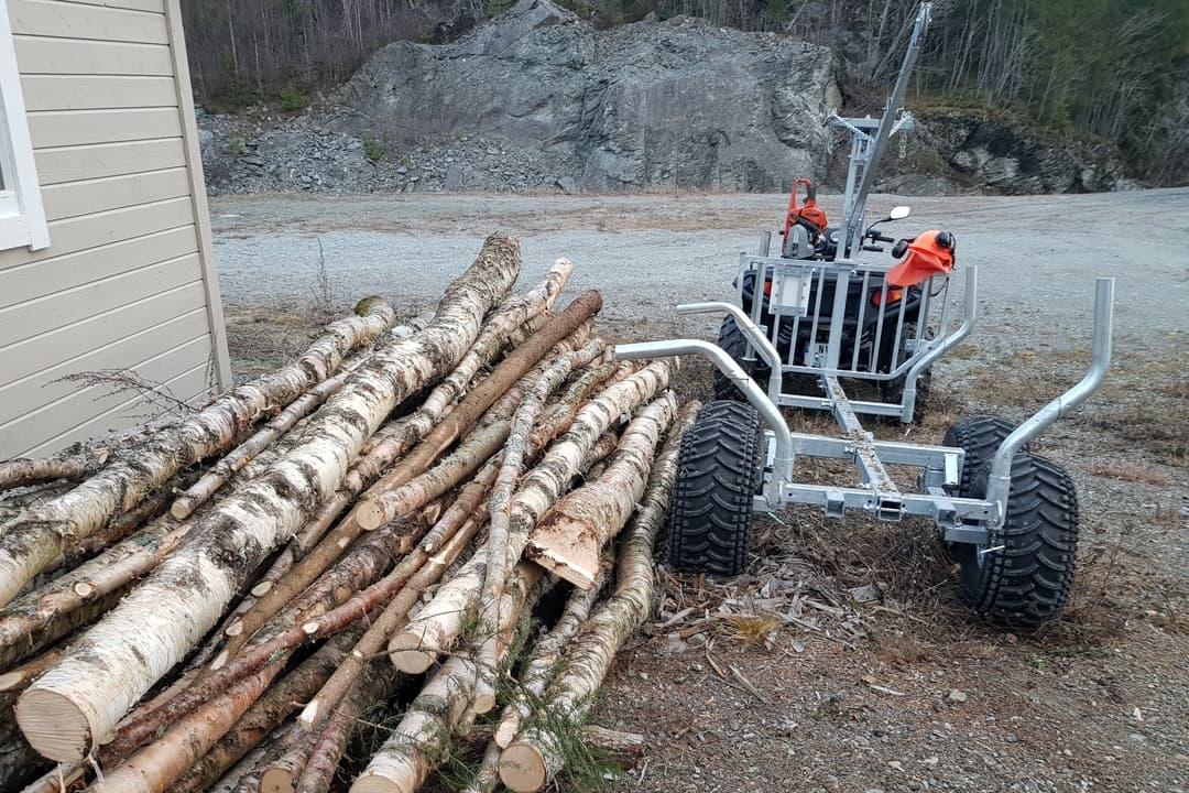 My Favorite ATV Logging Equipment and 23 More