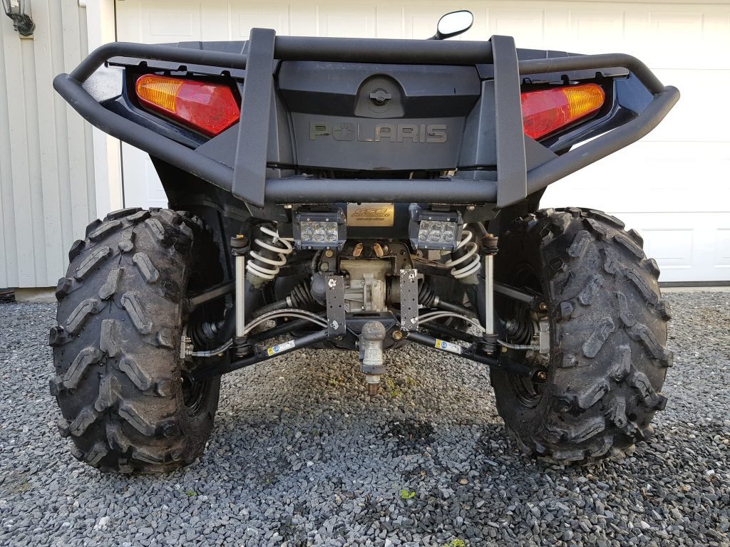 polaris sportsman wheel spacers