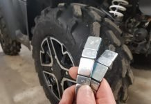 do you balance atv tires