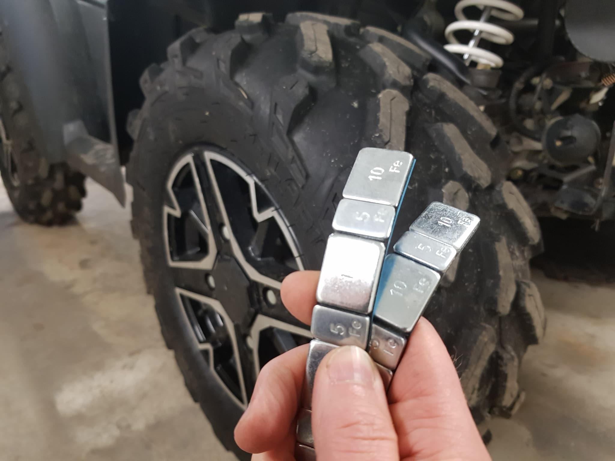 Do You Can You And Should You Balance Atv Tires Best Way