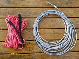 synthetic winch rope vs steel cable