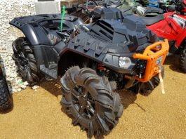 atv mud tire weight