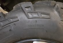 are atv tires directional