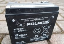 what do ATV battery numbers mean
