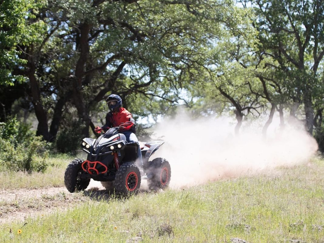 what atvs are automatic