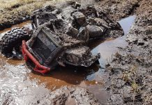 keep atv clean
