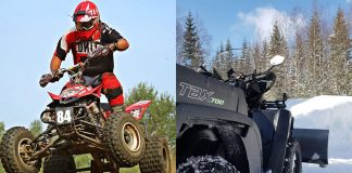 are all atvs four wheel drive