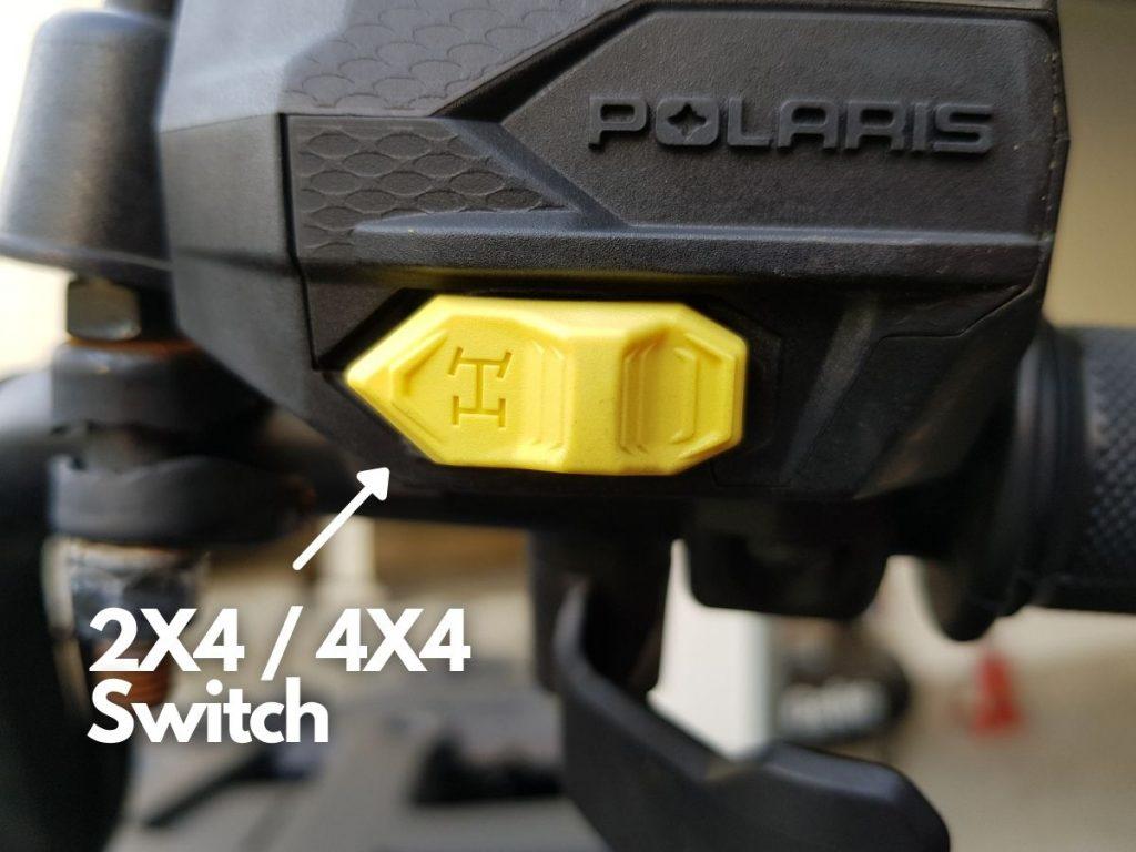 2x4 4x4 switch