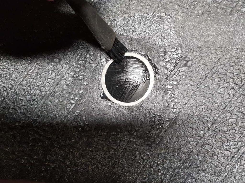seal tire patch edges